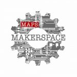 maps makerspace logo